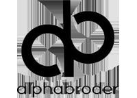Alphaborder