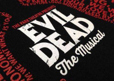 EveilDead_printing